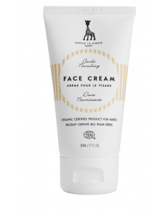 Sophie la girafe Baby Face Cream, 50 ml in box