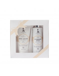 Sophie la girafe Baby Combo Hair & Body and Body Lotion