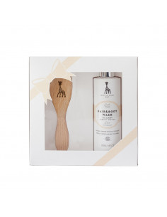 Sophie la girafe Baby Combo Hair & Body / Brush