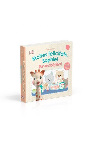 Moltes felicitats, Sophie! Pop-up sorpresa! - CATALAN