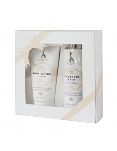 Conjunto Gel de Limpeza + Loção Corporal (Combo Hair & Body and Body Lotion)