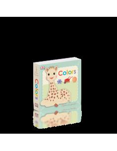 Colors Sophie la girafe (CATALÁN)