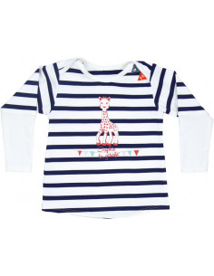 12 meses - Camiseta de baño manga larga con filtro UV