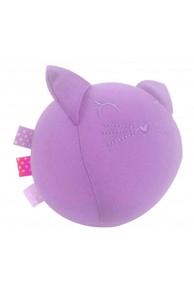 Mi primera pelota de baño - Gato fucsia
