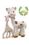 Caja de regalo Peluche Sophie Chérie + Sophie la Girafe