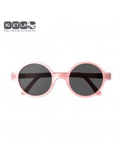 Rodada T5 Rosa (6-9 anos), óculos de sol