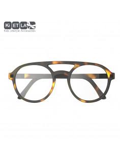 Piloto T5 Ekail (filtro de luz azul) (6-9 anos), óculos para ecrã