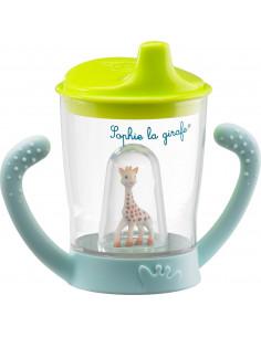 Taza antifugas Sophie (BPA free)