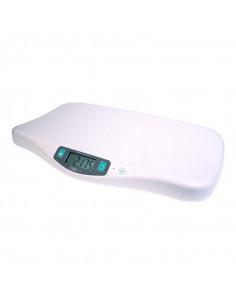Kilö - Báscula Digital para bebés. Báscula de color blanco.