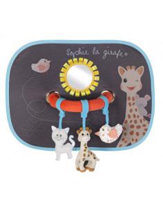 Set de 2 parasoles con arco de actividades Sophie la girafe