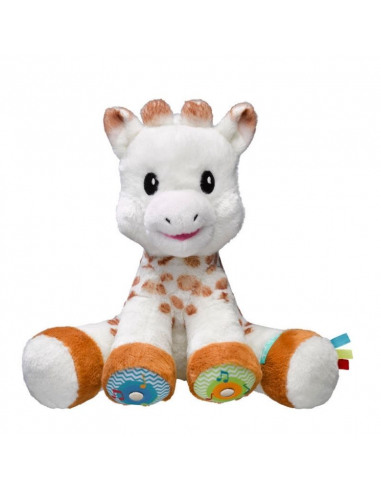 Touch and Play Music Plush
