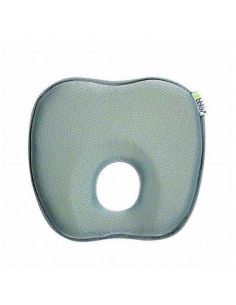 Pilö (Gris) - Reposacabezas ergonómico bebés. Reposacabezas de color gris.