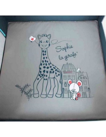 Parque de Viagem Prism Sophie la girafe París