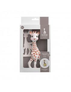 Set Sophie la Girafe + anél...