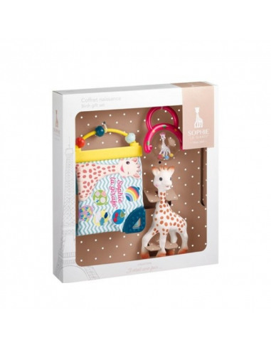 Pack para oferta Sophie la Girafe