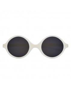 Gafas de sol para bebés de color blanco