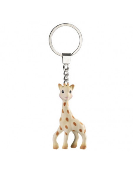 Sophie la girafe Happy Mama. Llavero Sophie la girafe.