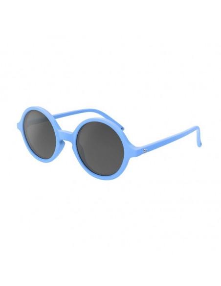 Gafas de sol azules para niños de perfil.