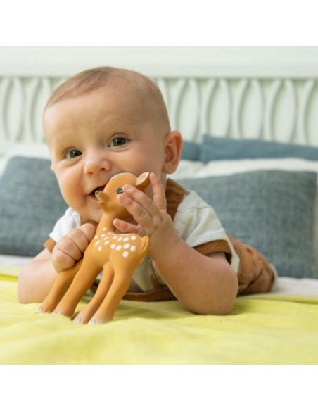 Bebé com mordedor Fanfan O cervo