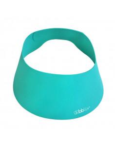 Käp -Viseira para banho em silicone azul