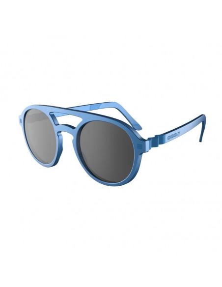 Gafas de sol para niños PiZZ azul de lado