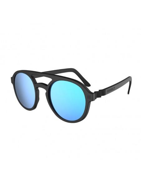 Gafas de sol para niños PiZZ Black de lado