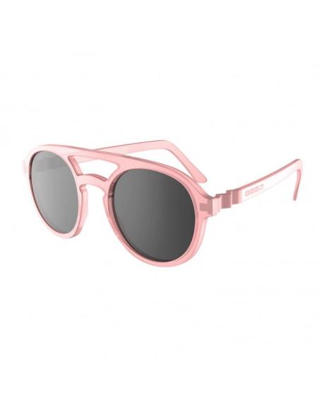 Gafas de sol para niños PiZZ rosa de lado