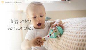Juguetes sensoriales para bebés